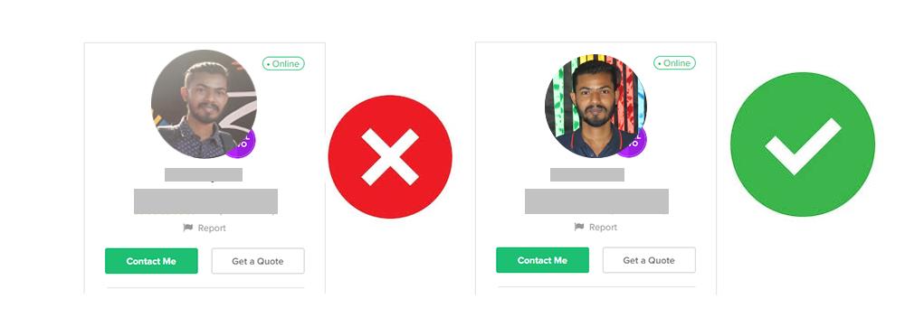 Fiverr Profile Picture, greensoft dhaka