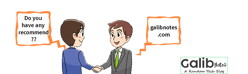 Galibnotes.com Greensoft