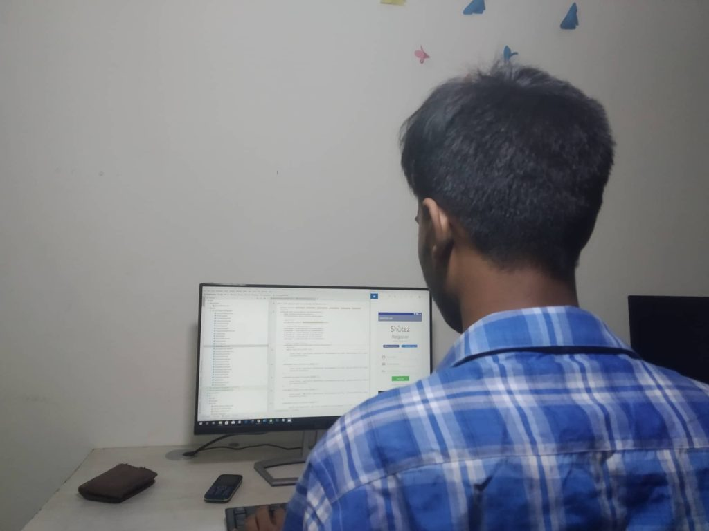 Asadullah Galib is working on Shotez.Life mobile app development